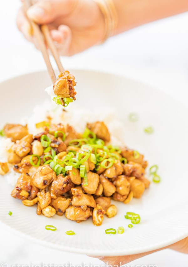 Authentic Style Kung-Pao Chicken