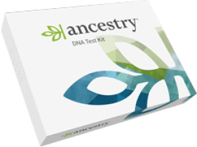 Ancestry DNA raw data test kit example