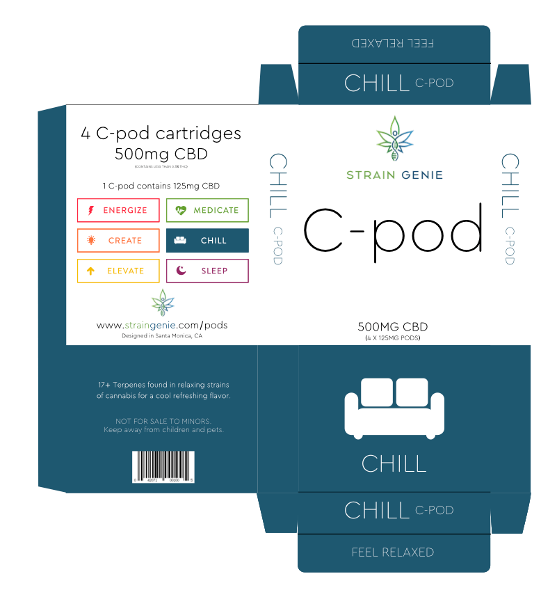 CBD Pods