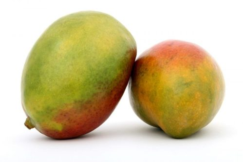 Mangoes have many terpenes found in cannabis, including myrcene.