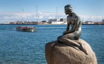 kelionę į Daniją
