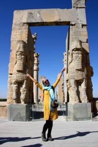 Iranas. Persepolis