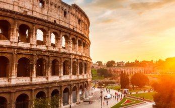Pigūs lėktuvo bilietai į Romą