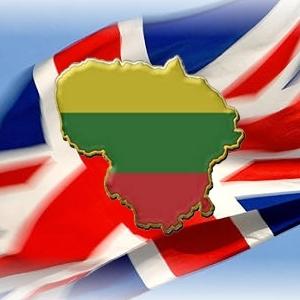 Siuntos Anglija Lietuva
