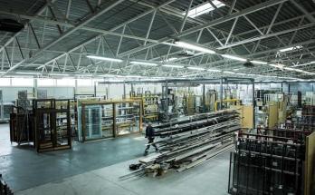 Plastikinių langų gamyba