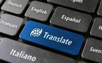 tekstu vertimas
