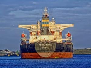 krovinių gabenimas jūra