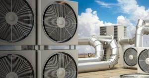 Vėdinimo sistemos ir oro kondicionierius