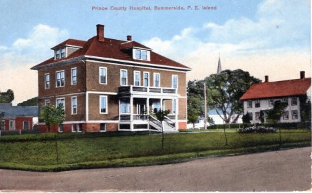 Prince County Hospital, Summerside
