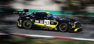 Strakka Racing Blancpain Barcelona