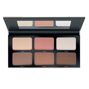 59013.1 artdeco most wanted contouring palette cool (open palette box)