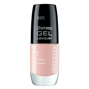 artdeco 2 step gel lacquer french darling