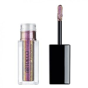 artdeco liquid glitter eyeshadow purple sky