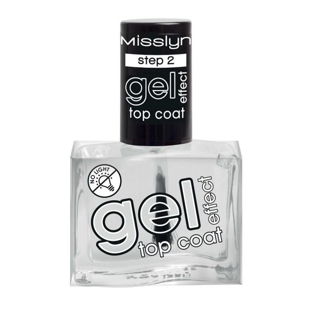 Image of Bundled Product: Misslyn Gel Effect Top Coat