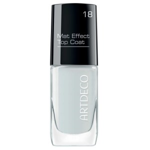 artdeco matt effect top coat