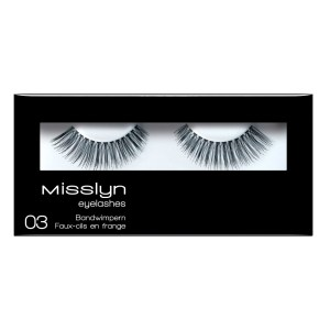 misslyn eyelashes eye came to party