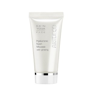 artdeco hyaluronic nutri face mousse with ginseng