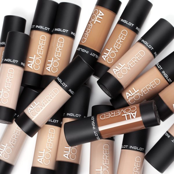 inglot all covered foundation lw001 (group)