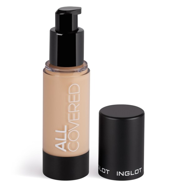 inglot all covered foundation lw003