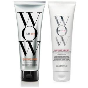 color wow security shampoo & conditioner normal to thick