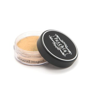 fuschia loose mineral foundation luscious 10g