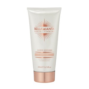 bellamianta self tanning gradual moisturiser