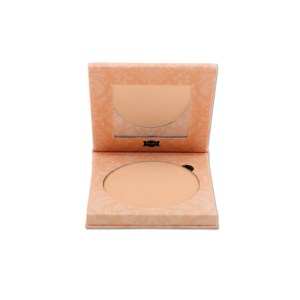 fuschia pressed mineral foundation cream