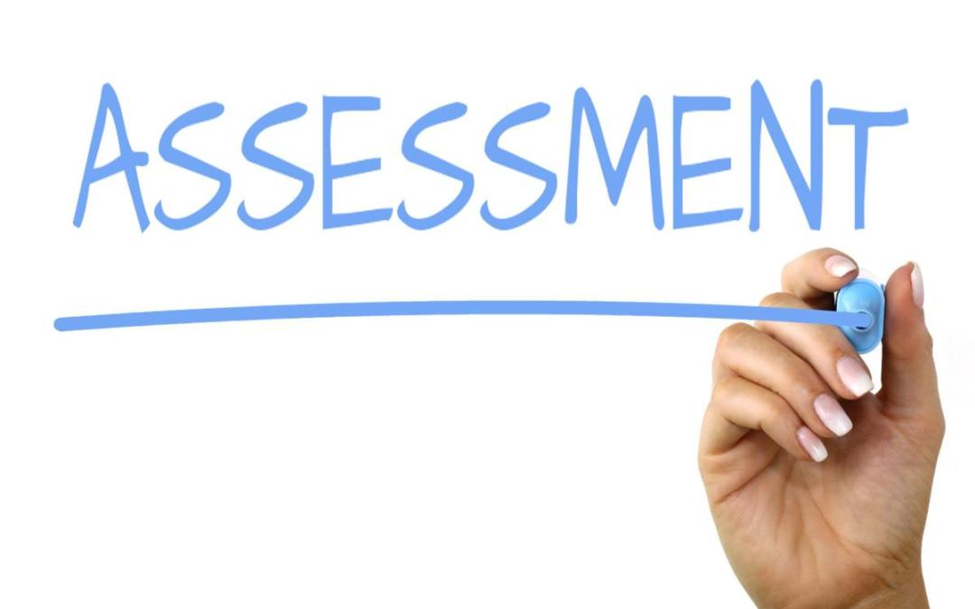 Met succes door je assessment