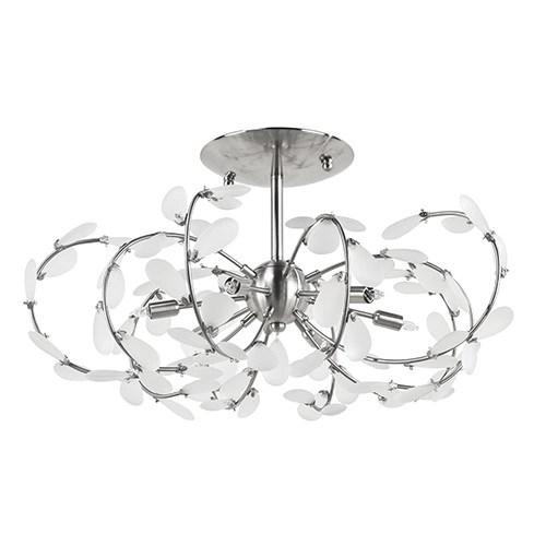 Romantische Plafondlamp Slaapkamer Straluma – huisdesign