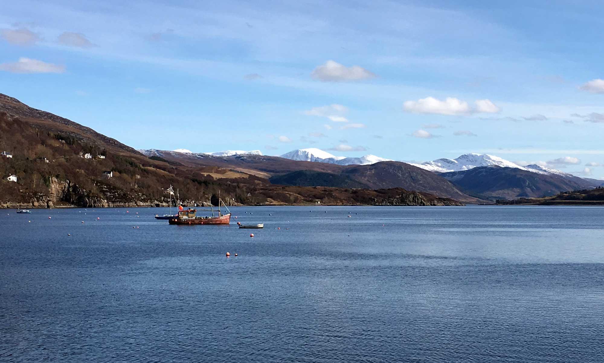 Ullapool Loch Broom