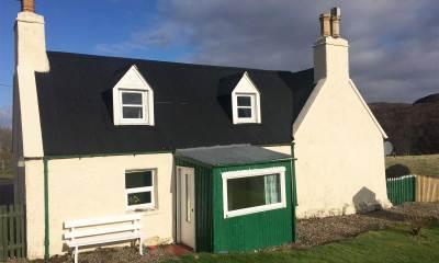 Crofters Cottage Poolewe