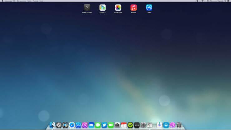 Hoe schermschaal op Mac OS X-computer te verkleinen
