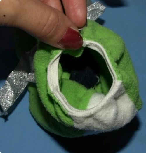 Cómo hacer un disfraz de perejil