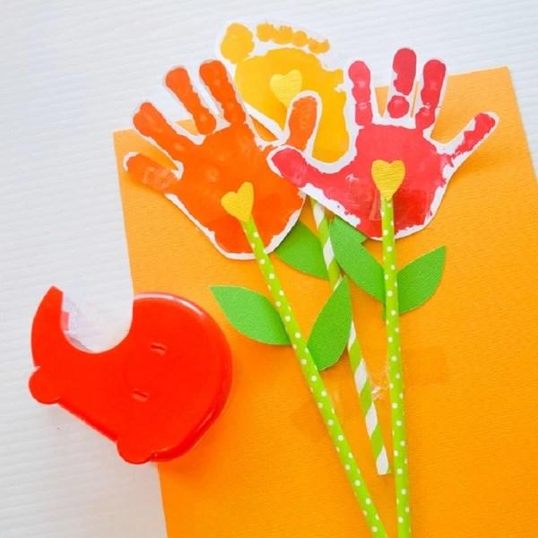 Открытки сделанные детьми на день рождения, прикольные