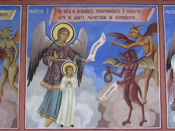 Кто таков и чего боится бес христианство и демонология