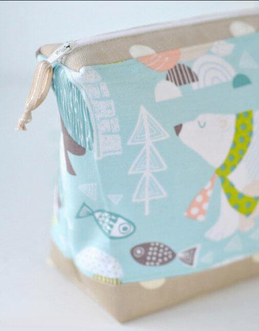 163451eef4 MC kozmetické tašky patchwork peňaženky. Patchworková kozmetická ...