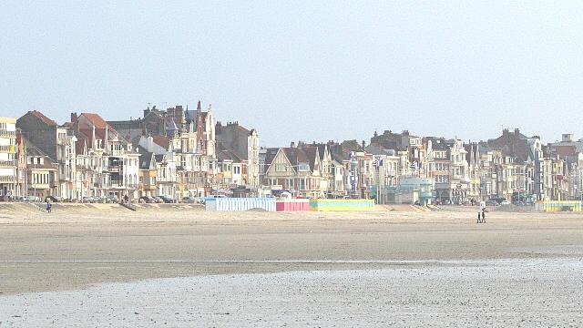 Dunkerque promenade