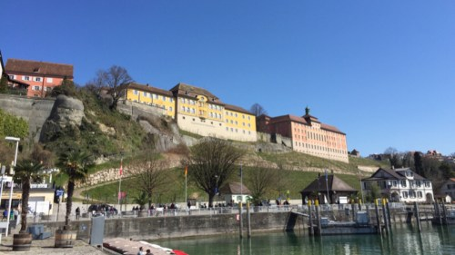meersburg - Mit Landyachting an den Bodensee