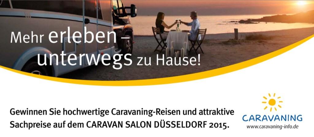 caravan 2015 2 - 10x2 Caravan Salon Karten zu gewinnen!