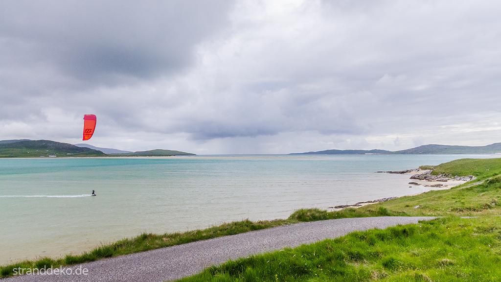 kitenschottland16 - Kiten auf den Äußeren Hebriden