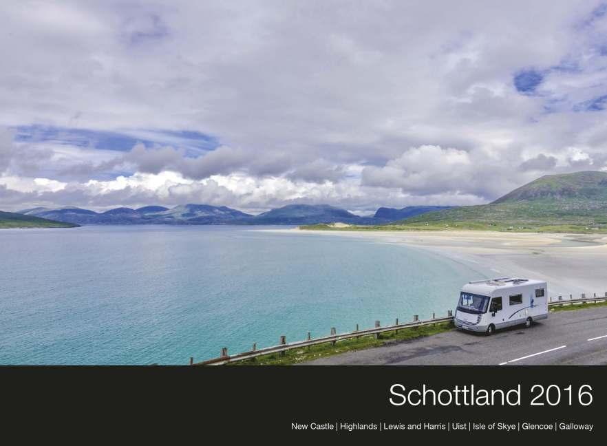 fotobuch schottland seite 01 - Schottland Fotobuch 2016