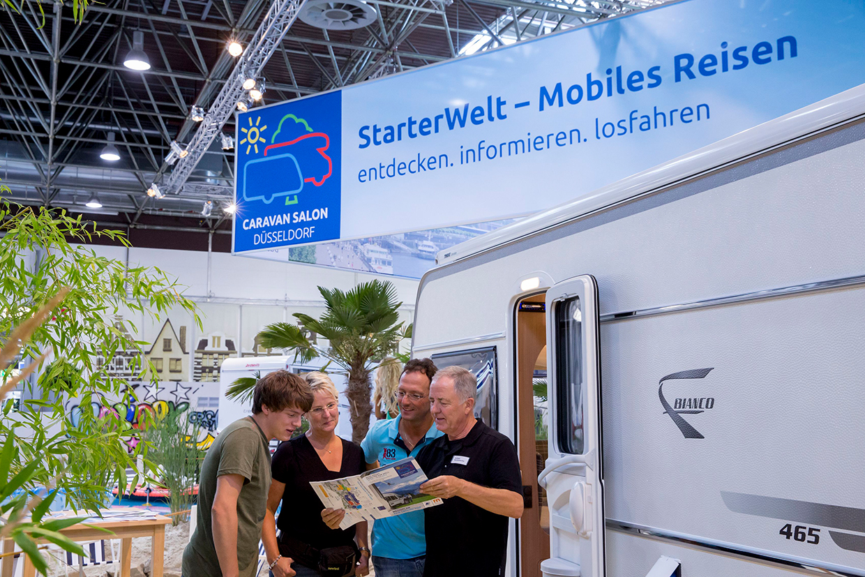 StarterWelt - Quelle caravan-salon.de