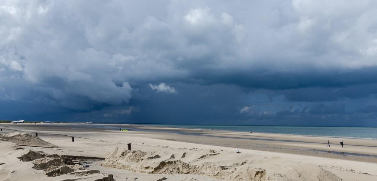 170909 wolkenwe brouwersdam 004 - Wunderbares Wolken Wochenende