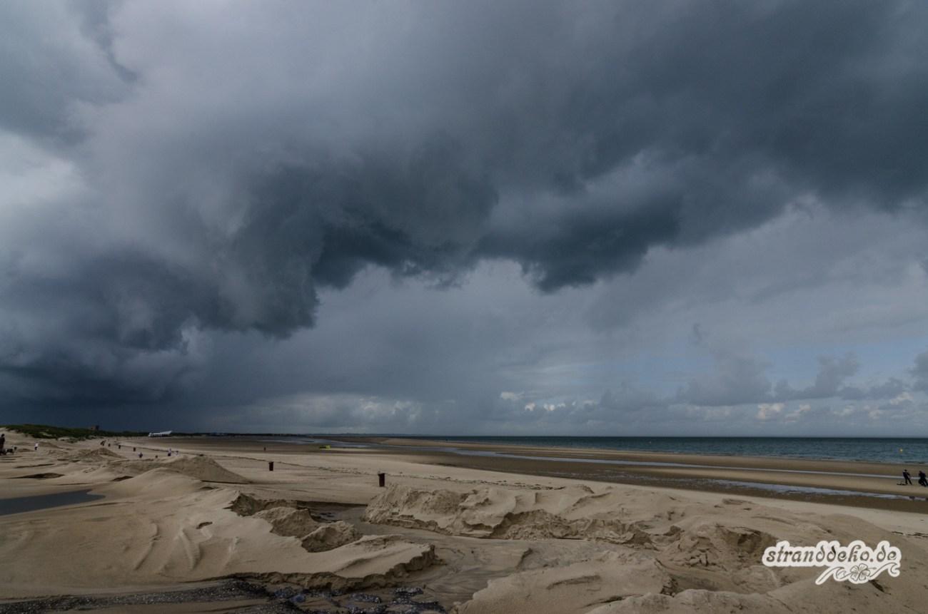 170909 wolkenwe brouwersdam 018 - Wunderbares Wolken Wochenende