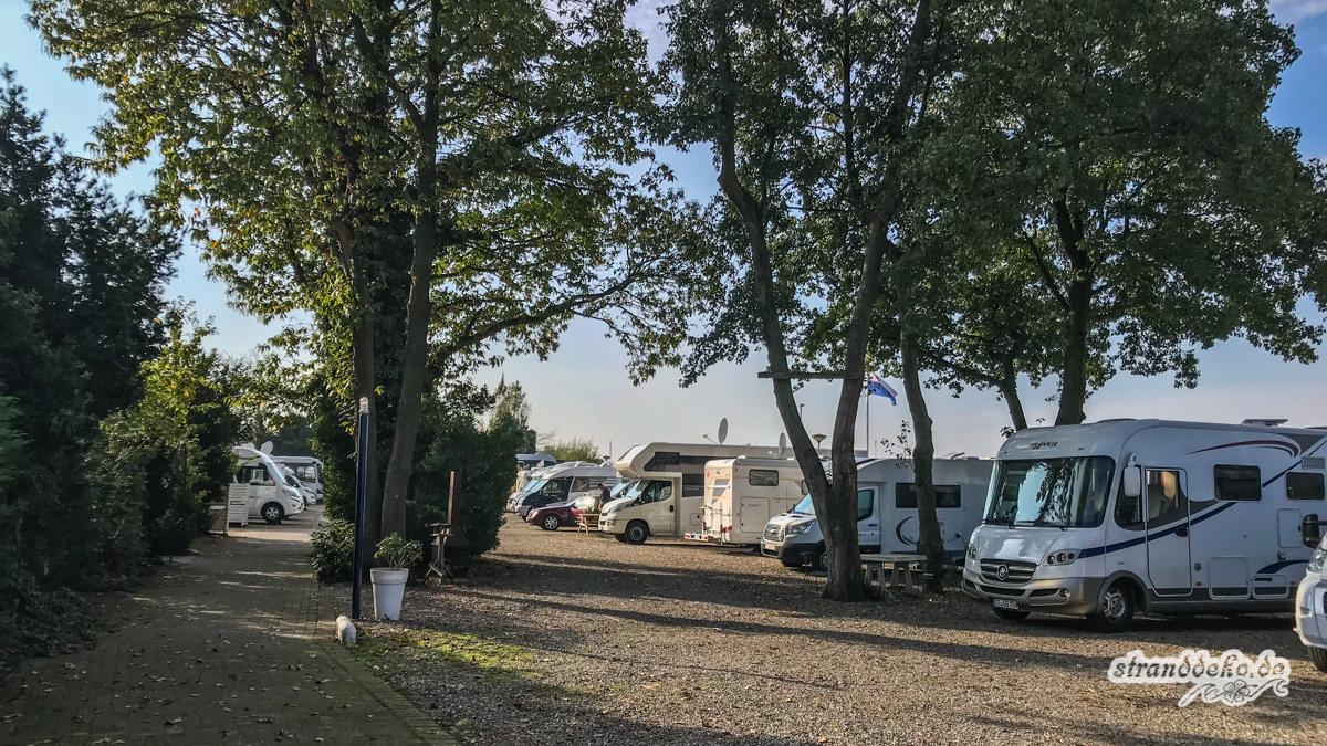 171104 Roermond 005 - Wohnmobilstellplatz & Shoppen in Roermond