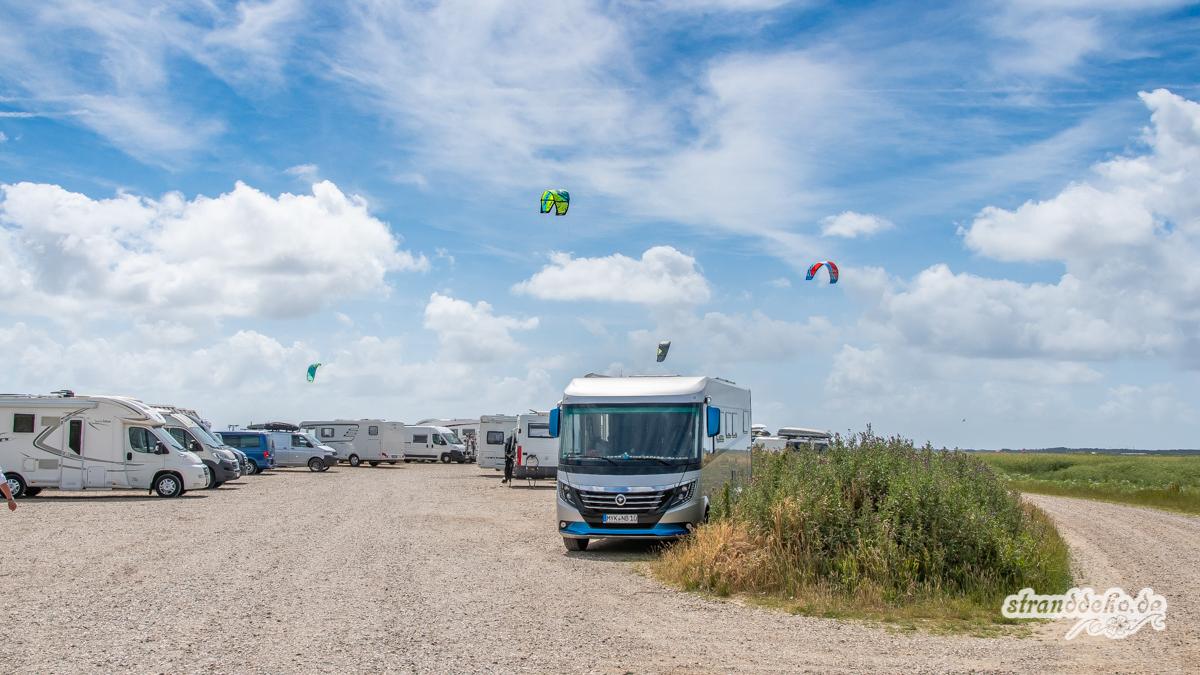 Kitespot Klosters 106 - 6 Kitespots der Dänemark Tour