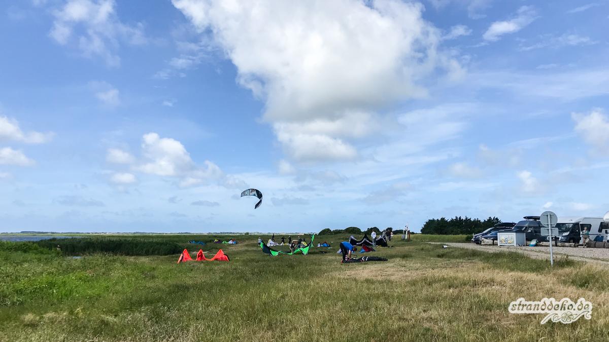 Kitespot Klosters 115 - 6 Kitespots der Dänemark Tour
