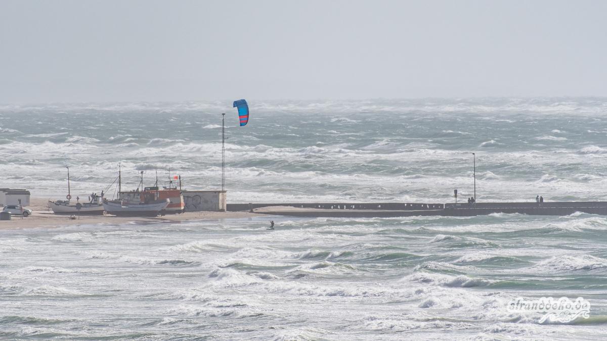 Kitespot Lökken 320 - 6 Kitespots der Dänemark Tour