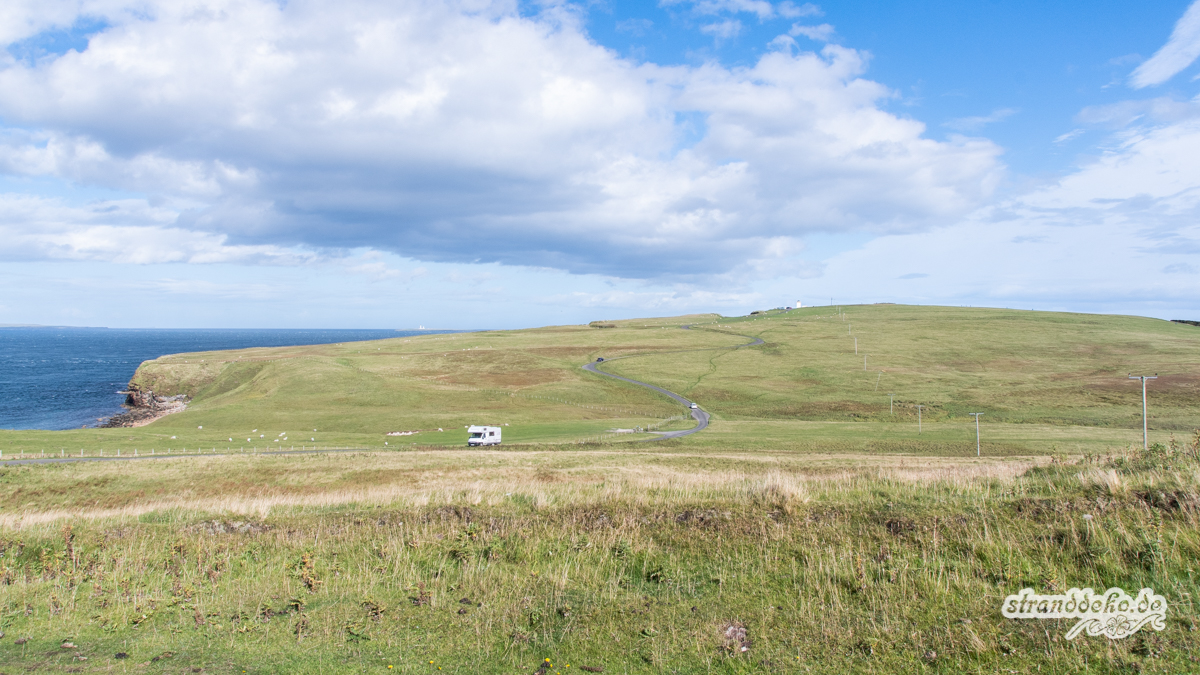 Schottland II 286 - Schottland 2018 - II - John o´Groats - zwischen Natur und Kitsch