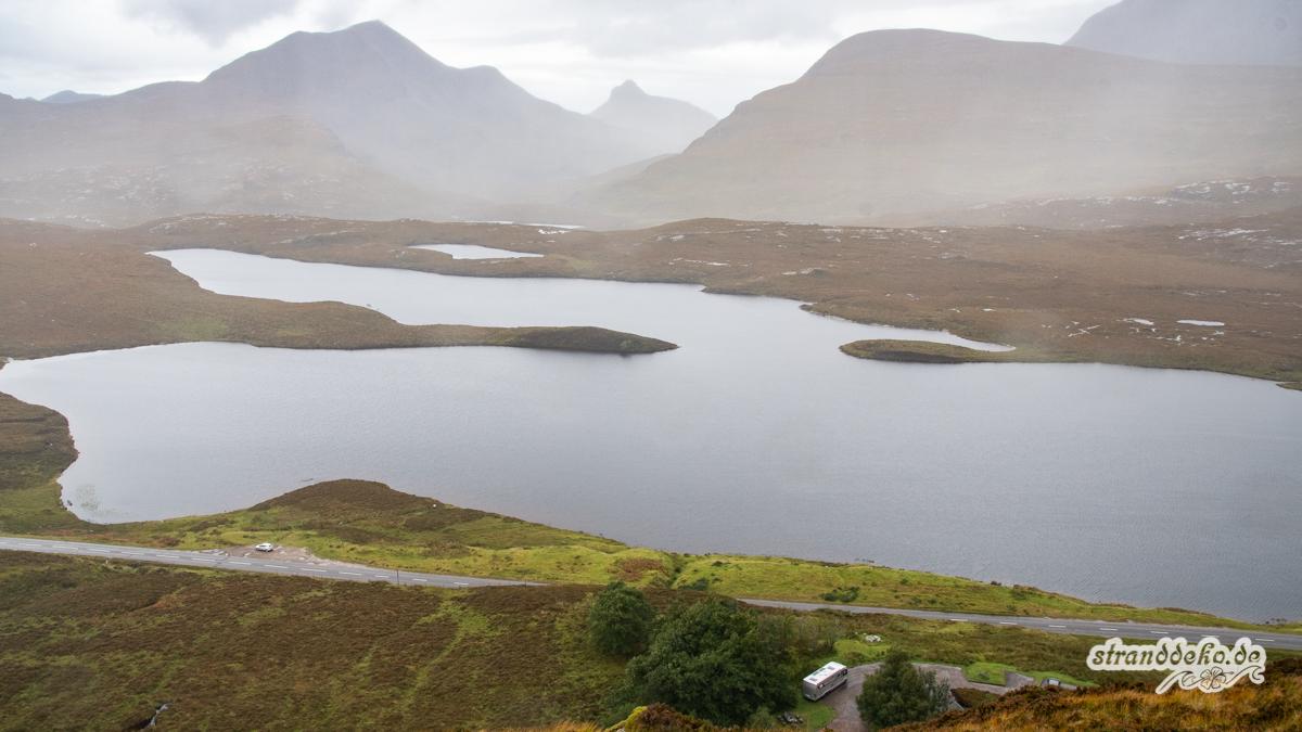 Schottland V 1010 - Schottland - V- Wandertage in Wester Ross